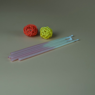 100% Beeswax Hand Made Dripped Birthday Cake Candles