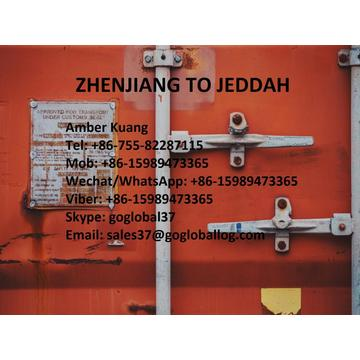 Leading for Supply Sea Freight To Middle East,Sea Freight To Red Sea,Sea Freight To India,Sea Freight To Pakistan to Your Requirements Jiangsu Zhenjiang Sea Freight to Saudi Arabia Jeddah supply to India Manufacturer