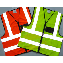 High Quality for High Visibility Reflective Vest Yellow Orange Green Blue All Available Road Safety Visible Vests export to Brazil Importers