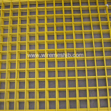 PVC Coated or GI Welded Wire Mesh Sheets