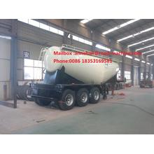 Good Quality for Semi Trailer Truck SINOTRUK Bulk Cement Tank Trailer Truck supply to China Macau Factories