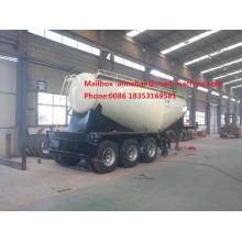 Low Cost for Cargo Semi Trailer SINOTRUK Bulk Cement Tank Trailer Truck supply to Nigeria Factories