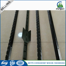 PVC Coated Y post for Field Fence