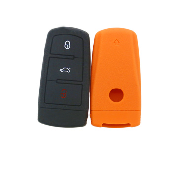 Key case holder cover for vw cc