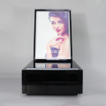 LED acrylic jewelry & cosmetic storage display boxes