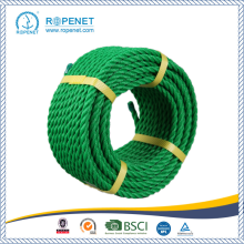 China for PE Twisted Plastic Monofilament Rope High Quanlity PE Rope 4mm with Cheap Price supply to El Salvador Wholesale