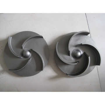 Rustfrit stål Investment Casting Pump Impeller