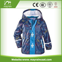 Full Printing Kids Raincoat and Poncho