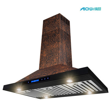36 Inch Covertible Island Kitchen Range Hood