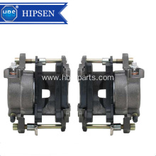 China OEM for Offer Auto Brake Calipers, 6 Pistons Right, Left Brake Calipers from China Supplier Automotive brake calipers with single piston export to Singapore Manufacturers