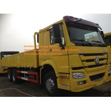 Light Goods HOWO Economic Cargo Vehicles 25 Tons