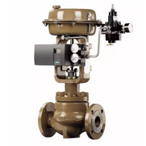 Maintenance-free Pneumatic Single-seat Regulating Valve