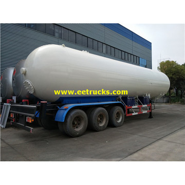 15000 Gallon 30MT Propane Transport Tanker Trailers