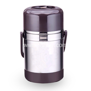 304 Stainless Steel Lunch Box Food Warmer Container