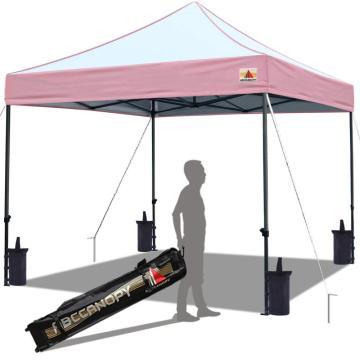 Custom commercial advertising grade outdoor canopy tent