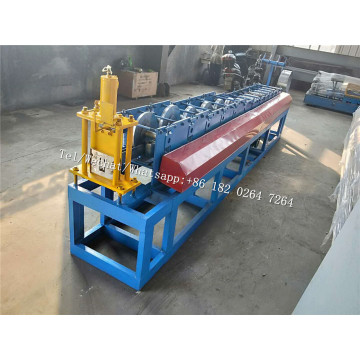 Shutter Door Siding U Guide Rail Machine
