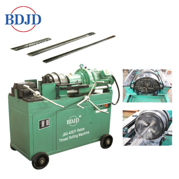 JBG-40E Rebar thread rolling machine