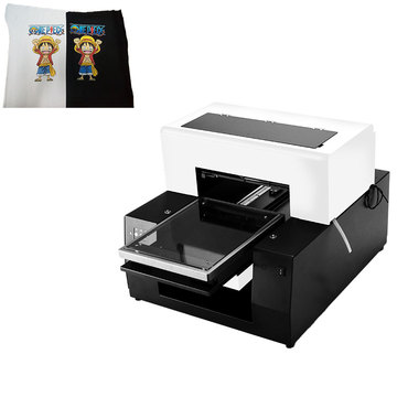 Digital Color Garment Printing Machine