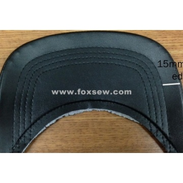 Pattern Sewing Machine for Caps Visor
