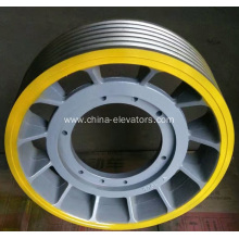 Traction Sheave for Mitsubishi Elevators 620*6*12