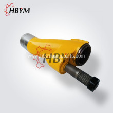 Concrete Pump Spare Parts S Stop Valve