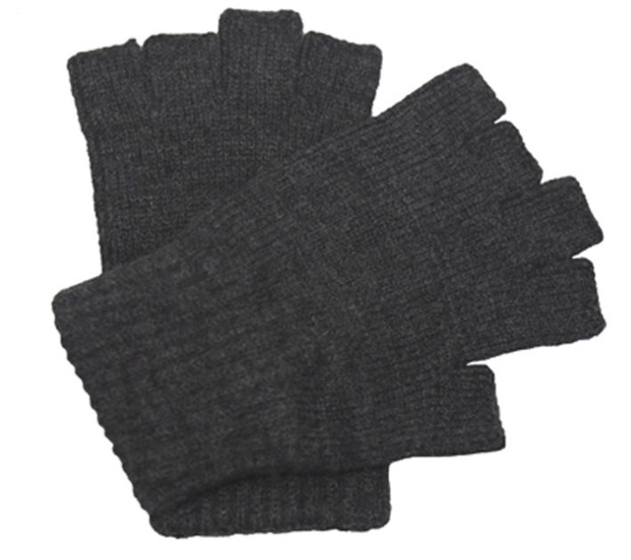 Touch Screen Acrylic Knitting Gloves