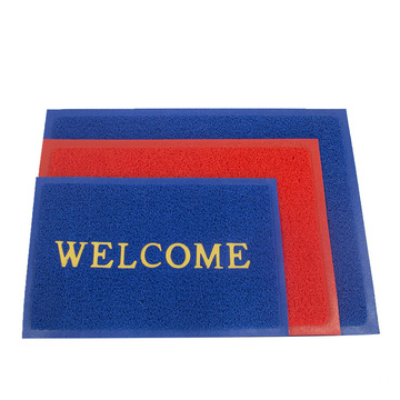 High Quality PVC Coil Door Mat With Logo