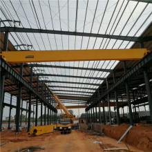 3 ton single girder  electric bridge crane