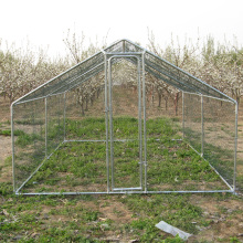 Outdoor Metal Chicken Run Coop Enclosure