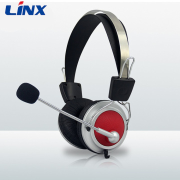 Usb gaming headset wired with mic