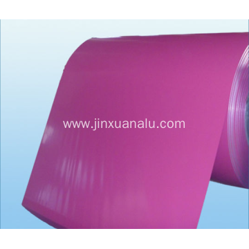 PE/PVDF/Feve Color Cated Aluminium Coil for Roofing
