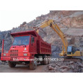 Hydraulic press compressed construction cement road brick moulding machines