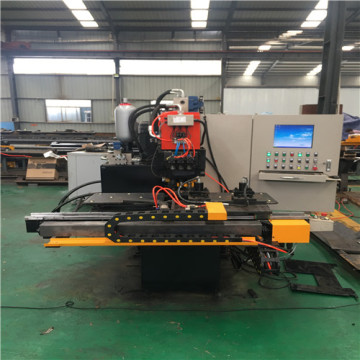 YBJZ-100 Punching And Drilling Machine for Steel Plates