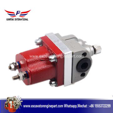 Reliable for Fuel Injector Pump Chongqing Cummins Engine Parts Fuel Stop Solenoid 3018453 export to Venezuela Factory