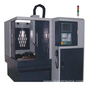 3D High Smooth CNC Engraving Machine