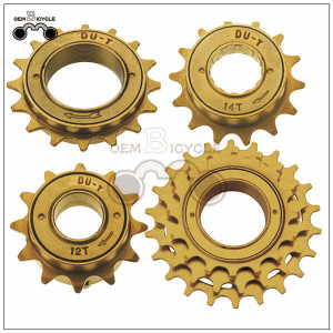 12T 14T 16T brown color Bicycle freewheel