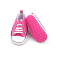 Wholesales Rose Red Girls Children canvas Casual shoes