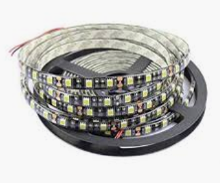 Black PCB 5050 LED Strip RGB