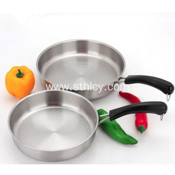 High Quality Stainless Steel Pan Cooking Pot