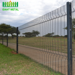 Cheap Hot Dip Galvanized 358 High Security Fence