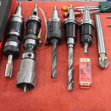 High Speed Flange Drilling Milling Machine