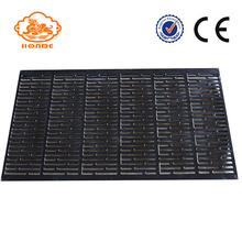 Factory Supply for Cast Iron Pig Slat Thickening Cast Iron Farrowing Crate Floor For Livestock supply to Oman Factory