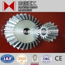 apply stainless steel material straight bevel gear