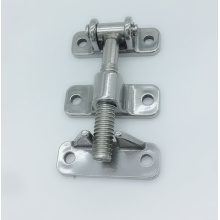 High Quality for Aluminium Wheel Stainless Steel Door Window Accessories Hinges supply to Egypt Manufacturer
