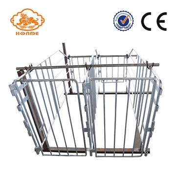 Best sale price factory gestation crate