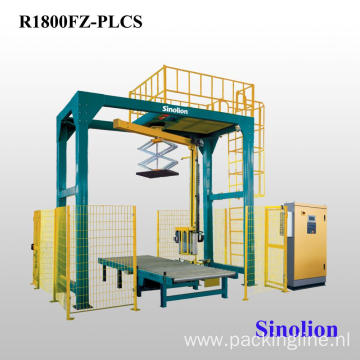 Popular Rotary Arm Pallet Packing Machine Platen