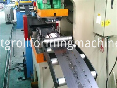 Storage System Roll Forming Production