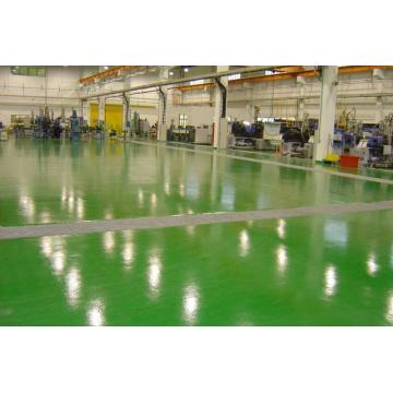 Workshop super wear resistant epoxy flat coating
