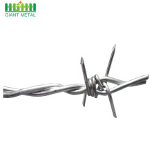 Galvanized High Quality Barbed Wire Price