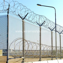 Airport Fence-PVC Coated Anti-climb Fence